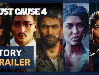 """STORY TRAILER"" DI JUST CAUSE 4"