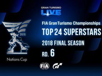 Gran Turismo Championships 2018