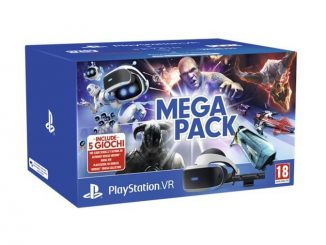 Mega Pack PS VR