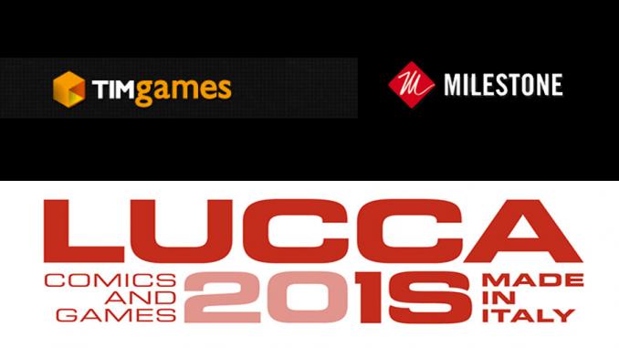 Milestone e TIMGAMES Lucca Comics & Games 2018