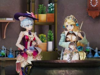 Nelke & the Legendary Alchemists: Ateliers of the New World,