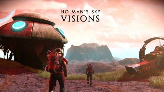 No Man's Sky Vison