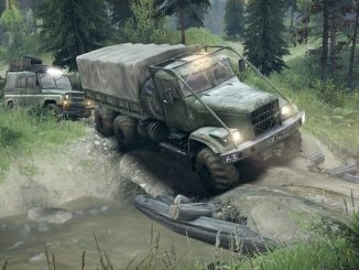 Spintires MudRunner Nintendo Switch