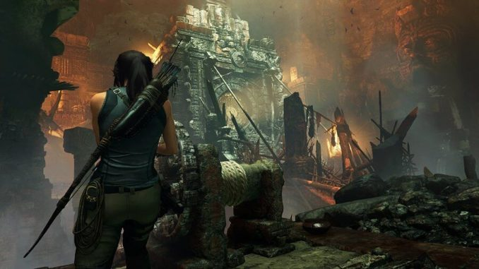 The Forge Shardow of the Tomb Raider