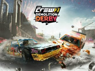 Ubisoft Demolition Derby The Crew 2