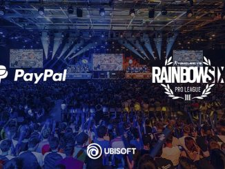 Ubisoft e PayPal Rainbow 6