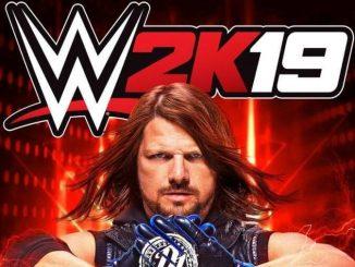 WWE-2K19