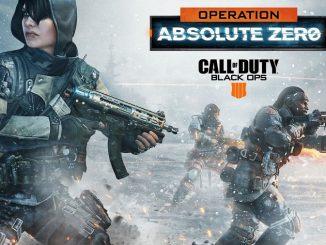 Call of Duty Black Ops 4 operazione zero assoluto
