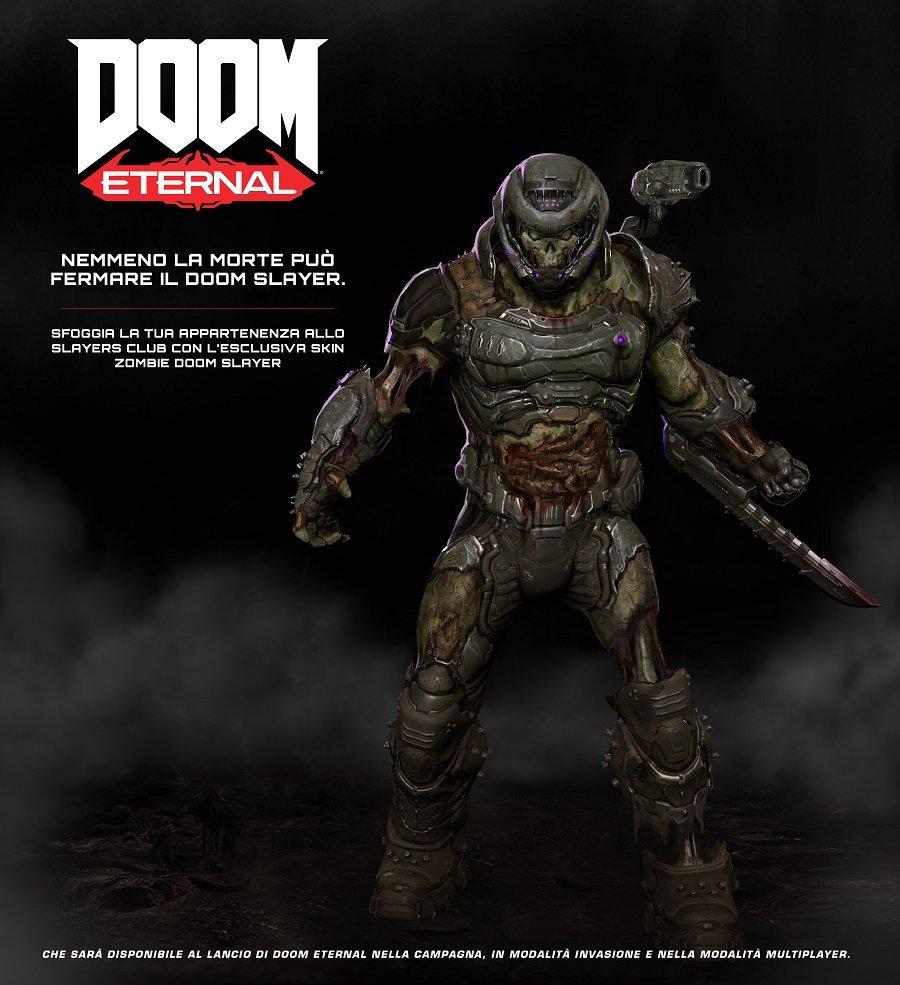 DOOM-Eternal SlayerClub Skin