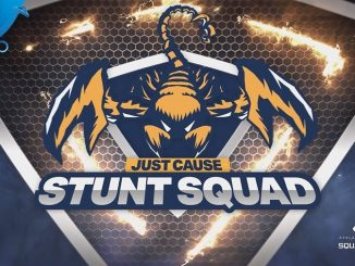 JUST CAUSE 4 STUNT SQUAD