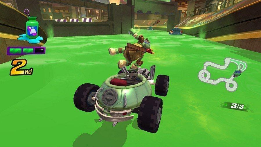 Nickelodeon Kart Racers Screen3