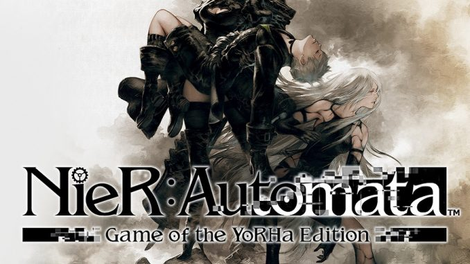 NieR Automata Game of the YoHRa Edition