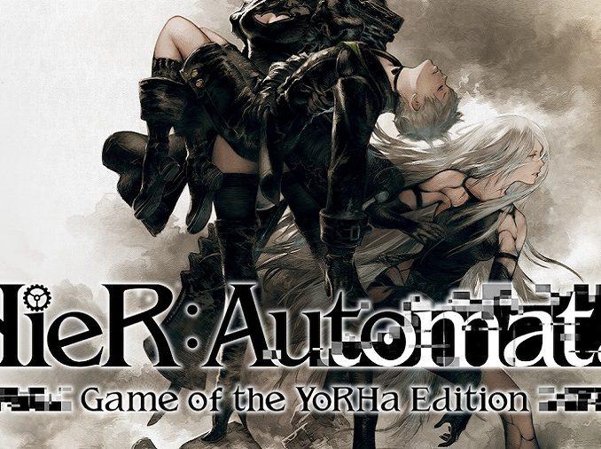 NieR Automata Game of the YoHRa Edition