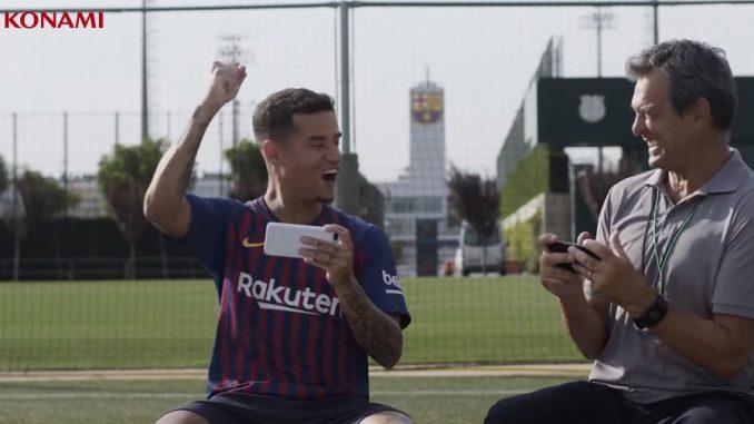 PES Mobile 2019