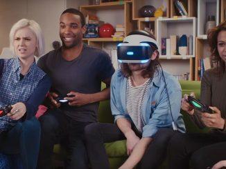 Party con PS VR