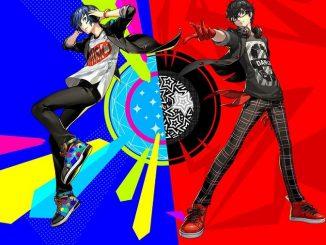 Persona 3 & 5 Dancing