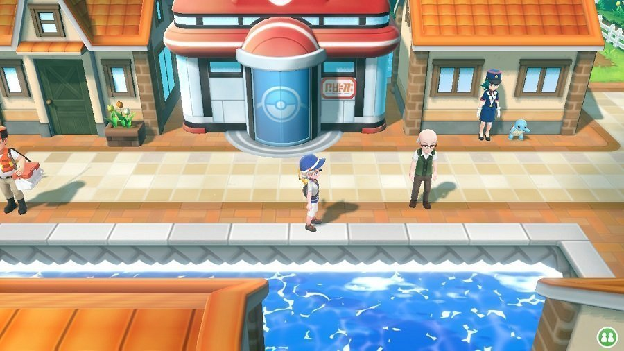 Pokémon Let's GO Aranciopoli 2