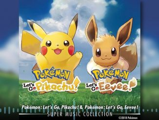 Pokémon Let's Go, Pikachu! & Pokémon Let's Go, Eevee! Super Music Collection