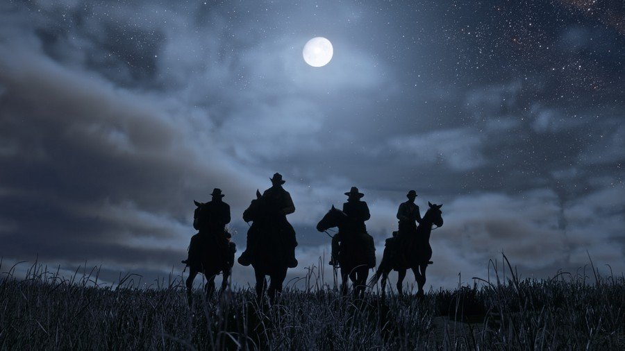 Red Dead Redemption 2 Screen 5