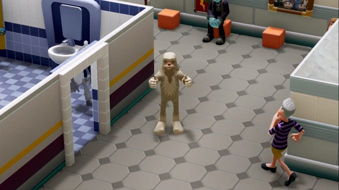 Two Point Hospital - Bigfoot