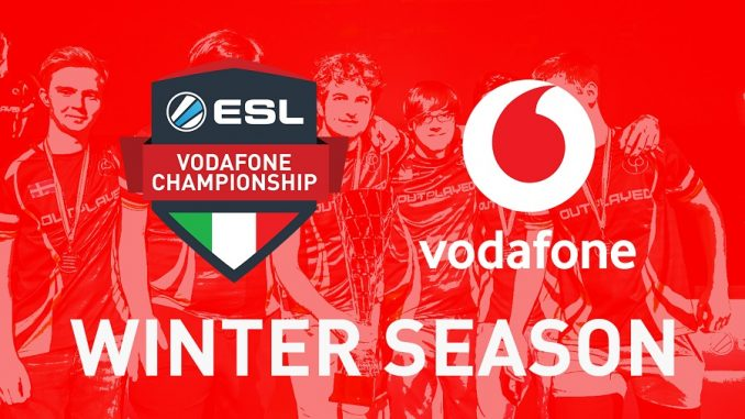 Winter Season di ESL Vodafone Championship