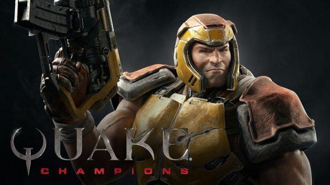 Battle Pass e modalità CLB per Quake Champions