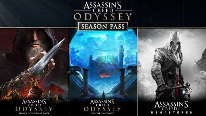 Assassin's Creed Odyssey L'Eredità della Prima Lama