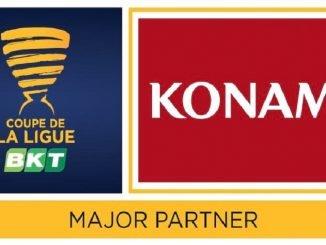 Konami Digital Entertainment B.V. ha annunciato oggi che dal 18 dicembre 2018 è il nuovo major partner della Coppa di Lega Francese BKT (Coupe de la Ligue BKT).