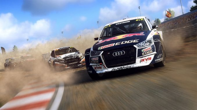 DiRT RALLY 2.0 due