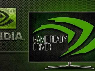 Game Ready nvidia