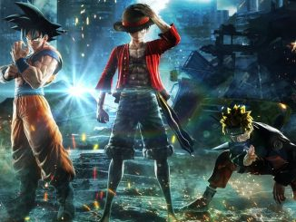 OPEN BETA PER JUMP FORCE