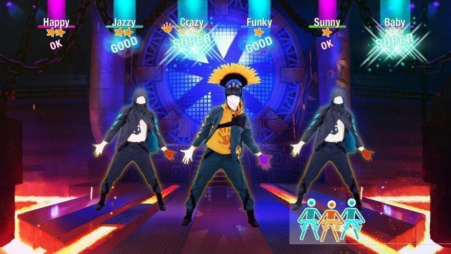Just Dance 2019 screen01