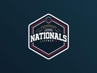 League of Legends PG Nationals Spring Split 2019
