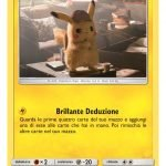 POKEMON Detective Pikachu Card