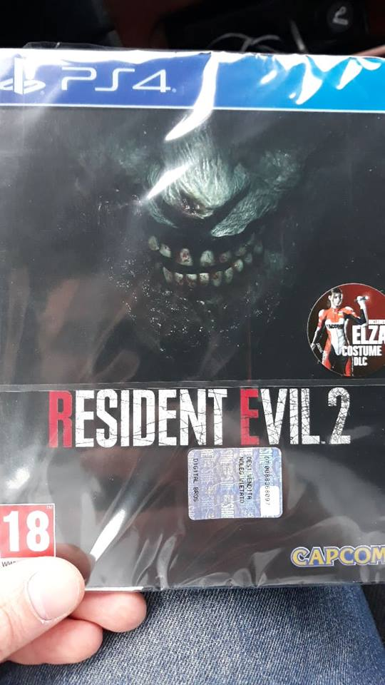 Resident Evil 2 - 2019 Rotto DayOne
