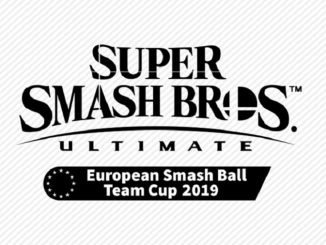 Super Smash Bros. Ultimate European Smash Ball Team Cup