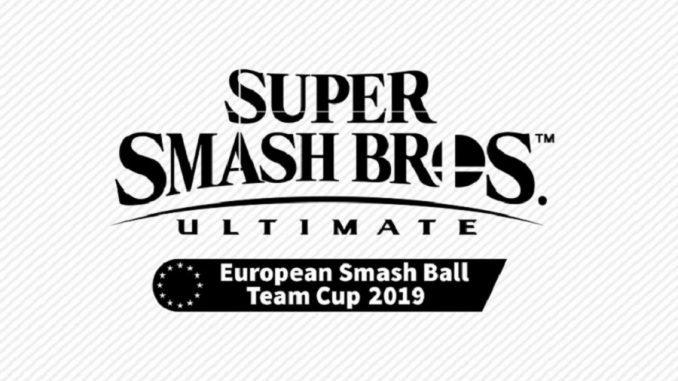 Super Smash Bros. Ultimate European Smash Ball Team Cup
