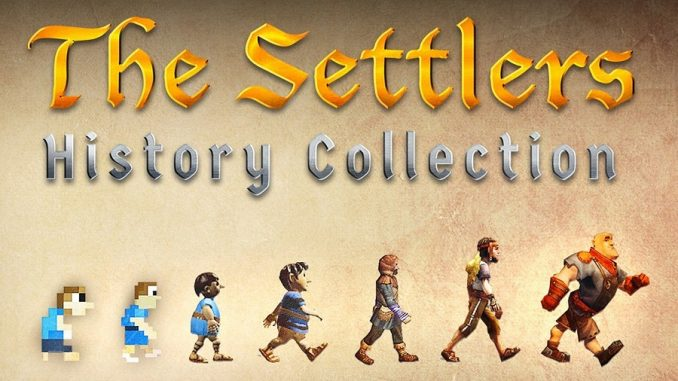 The Settlers History Collection Screen01