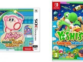Yoshi Crafted World e Kirby e la nuova stoffa dell'eroe
