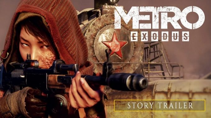 Story Trailer di Metro Exodus