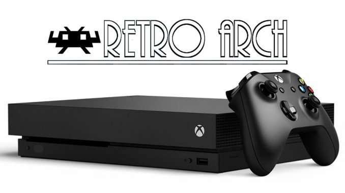 xbox-one-x_retroarch