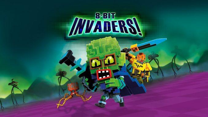 8-Bit Invaders
