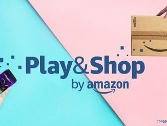 Amazon Play e Shop