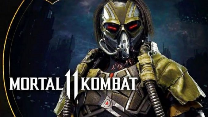 Mortal Kombat 11 Kabal