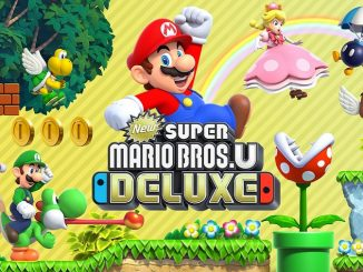 New Super Mario Bros. U Deluxe screen 00