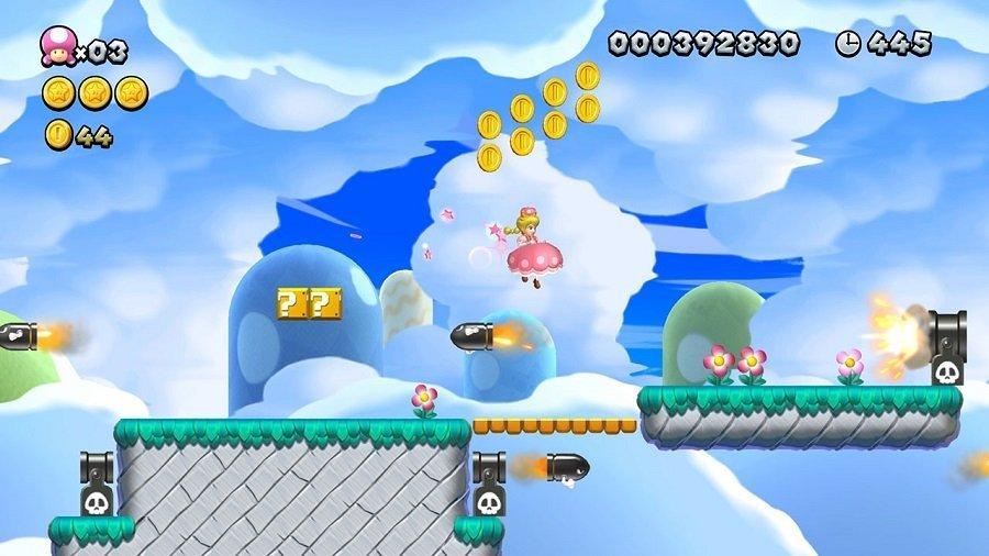 New Super Mario Bros. U Deluxe screen 02