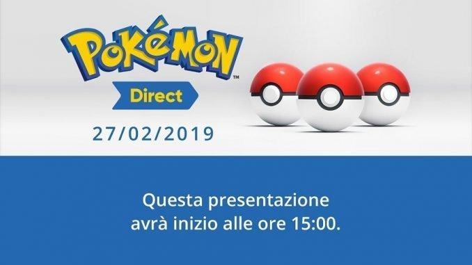 Pokémon Direct 27.02