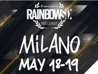 Rainbow Six esports Milano