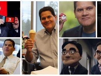 Reggie fils Nintendo si ritira