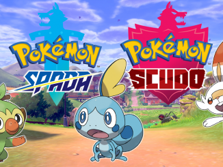 Pokémon Scudo - Spada